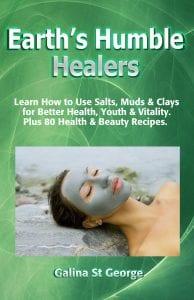 Earths Humble Healers - Mineral Healing Books series